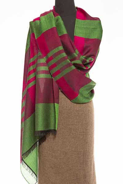 green red stripe